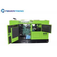 China Electrico 250 Kva 200 Kw Ac Genset Diesel Generator Alternative Energy Low Rpm on sale
