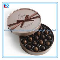 Wholesale round cardboard gift box from china suppliers