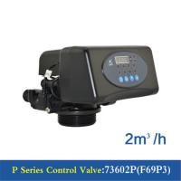 China CE Approval Electric Timer Controlled Water Valve / Runxin Softener Valve 73502P(F69P1) on sale