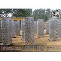 """Wholesale 2.2mX6.0m Welded Razor Mesh Fencing 3""""X6"""" Diamond Aperture 