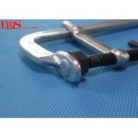 Durable 12000N Sliding Bar Clamp , F Type Clamp 140mm×800mm Size