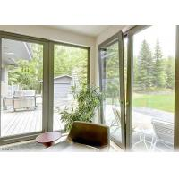 Wholesale Horizontal Casement Aluminium Tilt And Turn Windows Double Glazed Sound Insulation from china suppliers