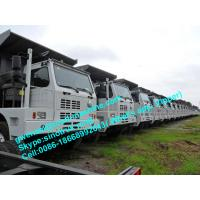 Wholesale SINOTRUCK Heavy Duty Dump Truck HOWO 70TON MINING DUMP TRUCK 6x4 Euro 2/3 from china suppliers