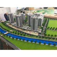 Wholesale LED Light Architectural Model Making Materials / 1/100 Scale Residential Physical Scale Maquette from china suppliers