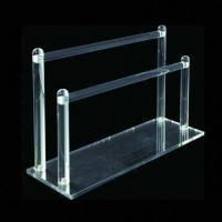 Quality Jewelry display stand, wholesale, highly transparent, shiny and smooth, excellent weather fastness for sale