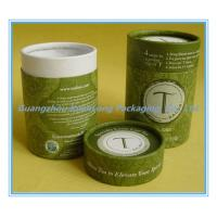Quality Paper Tubes for Tea Packaging for sale
