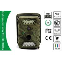 Wholesale Game Spy Digital Scouting Camera 12MP 720P Video , 950NM Night Vision from china suppliers