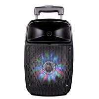 Wholesale Bluetooth Function Rechargeable Portable Trolley Speakers With Led Lights from china suppliers