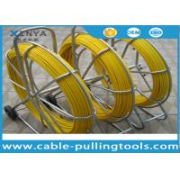 China Underground Cable Tools High Strong FRP Duct Rodder Electric Cable Duct Rod on sale