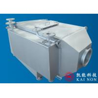 Wholesale 1200KW / 1500KW Generator Set Waste Heat Boiler 1 - 4 Ton Capacity Steam Output from china suppliers