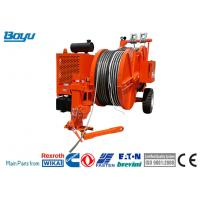 Wholesale 2x40kN Overhead Line Stringing Equipment Hydraulic Tensioner Water Cooling from china suppliers