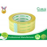 Wholesale Strong Sticky Transparent Crystal Clear Tape BOPP Reinforced Packaging Tape from china suppliers