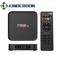 Wholesale T95M OTT Dual Core Smart Mini PC TV Box Android 6.0 S905X Bluetooth 4.0 from china suppliers