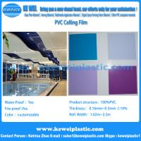 Wholesale Soft Membrane PVC Ceiling Film from china suppliers