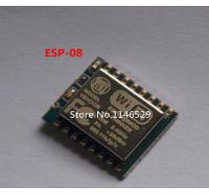 Wholesale ESP8266 serial WIFI module, wireless module, model ESP-08 from china suppliers