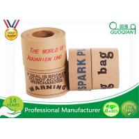 Wholesale Good Strong Adhesive Security kraft paper gum tape With Reinforced Fiberglass from china suppliers