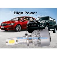 Buy cheap High Power 35W H1 H4 9004 Headlight Car Aviation Aluminum LED Headlight bulbs from Wholesalers