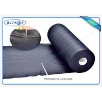 Wholesale Black Garden Weed Control Fabric For MaintainTemperature To Benefit Healthy Growth Weed Control from china suppliers