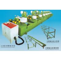 Wholesale 32 Head Tube Mill Line Square Tube Polishing Machine Installation 3-30m / Min from china suppliers