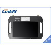Wholesale Handheld COFDM QPSK Wireless Video Receiver With 10.1 Inch External Display Screen from china suppliers