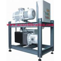 Wholesale Vacuum Pumping System For Transformer Drying,Vacuum Pump Set Price for Sales from china suppliers