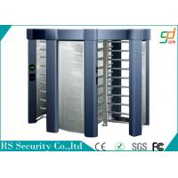 Wholesale Card Or Biometric RFID Full Height Turnstiles Electrical Barrier With 0.6S Response Time from china suppliers