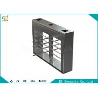 Wholesale Half  Height Automatic Turnstiles Security Pedestrian Gate Access Control Turnstar from china suppliers
