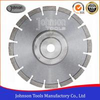 Wholesale 105-600mm Wet Asphalt Cutting Blades Without Protection Segment Long Life from china suppliers