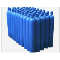 Buy cheap Medical / Industrial 20L / 50L Pressurized Gas Cylinder 27.8-57.9KG from Wholesalers