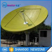 Buy cheap Professional 5.3m ku band parabolic receiver receiving only satellite antenna from wholesalers