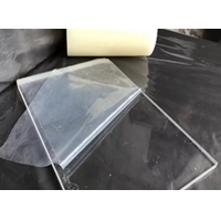 Wholesale Polyethylene 30mic 200m Plastic Sheet Protective Film Hot Temperature Endurable from china suppliers