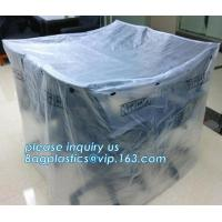 China Outdoor Covers, Shields Bag, Gusseted Pallet Covers on Rolls, Reusable Pallet Covers Suppliers, Plastic Sheeting, Protec on sale