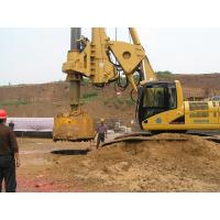 Buy cheap Rotary Drilling Rigs TR220 Technical Specifications Max drilling depth 60-66m from wholesalers