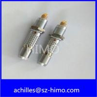 Wholesale alternative LEMO FGG.1B.305 5 pin power connector from china suppliers