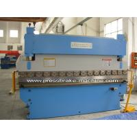 Wholesale 63 T Small Sheet Metal Bender Brake , Electric Sheet Metal Brake Press from china suppliers