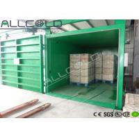 China 12 Pallets / Cycle Vacuum Cooling Machine For Oyster Mushroom Rapid Precooling for sale