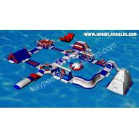 China Inflatable Aqua Park Zone,inflatable water game on sale