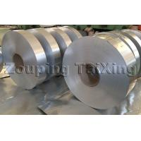 China aluminium strip 8011 h34 both sides clear lacquer for vial seal for sale