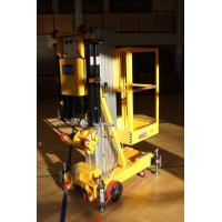 Quality Easy Loading Single Person Lift Platform 10 Meter Working Height For Ceiling for sale