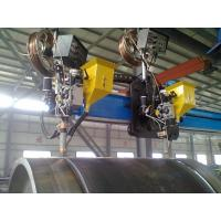 Wholesale High Effective Column And Boom Manipulator With Two Welding Head On The Boom from china suppliers