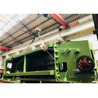 Custom Double Galvanized Gabion Wire Mesh Machine 4.0mm Wire With Overload Protect Clutch