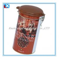 Wholesale Airtight Coffee Tin Can from china suppliers