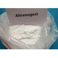 Wholesale Pharmaceutical Steroid Altrenogest For Contraception CAS 850-52-2 from china suppliers