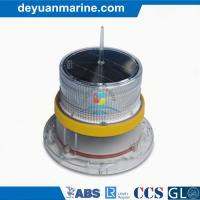 Buy cheap Amber Solar Marine Navigation Light from wholesalers
