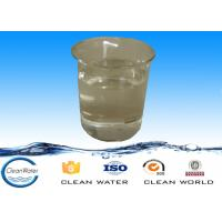 Buy cheap Solid Content ≥ 40% Flocculant Poly Dadmac Dynamic Viscosity 8000-12000 Colorless Or Light Color Liquid from Wholesalers