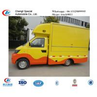 China factory direct sale high quality and competitive price mobile food truck, fast food truck for sale