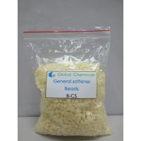 China General Cold Water Soluble Softener Pale Yellow Beads B-CS For Washing Plants for sale