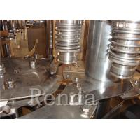 China Soda Bottled Beverage Carbonated Drink Filling Machine  Commercial 9KW Electric Driven for sale