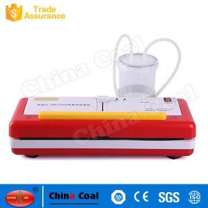 China Hot Food Vacuum Machine Deals DZ-280/2SE Household Portable Vacuum Sealer for Fresh Food on sale