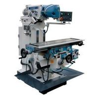 Wholesale Universal Metal Milling Machine With Table And Servo Motor Fast Auto Feed from china suppliers